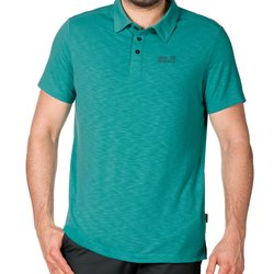 Herren Shirt Travel Polo 2 M