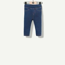 Jegging indigo effet jeans