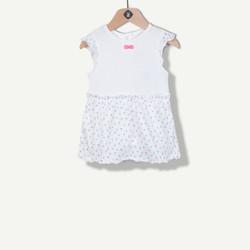 Combicourte bébé effet robe