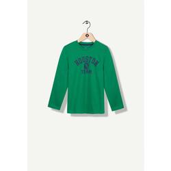 T-shirt manches longues vert Houston