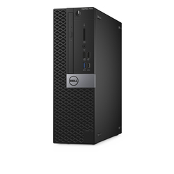 Dell OptiPlex 7050 SFF, i5-7600, 8GB memory, 1TB HDD, K&M, No OS