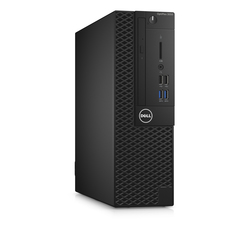 Dell OptiPlex 3050 MT, i3-7100, 4GB memory, 1TB HDD, No ODD, K&M, No OS
