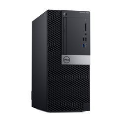 Dell OptiPlex 7060 MT, i7-8700, 8GB memory, 256GB SSD, 8x DVD+/-RW, K&M, No OS