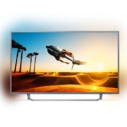 philips 50 инч Smart Android UHD 4К телевизор