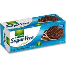 Gullon сахаргүй хар шоколадтай digestive жигнэмэг